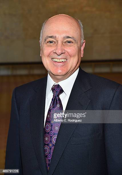 Honoree Ed Nowak attends The Los Angeles Children's Chorus' Annual Gala Bel Canto honoring Ed Nowak and Frozen songwriters Kristen AndersonLopez and...
