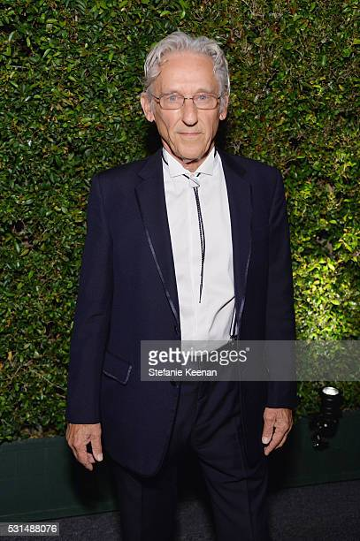 Honoree Ed Ruscha attends the MOCA Gala 2016 at The Geffen Contemporary at MOCA on May 14 2016 in Los Angeles California