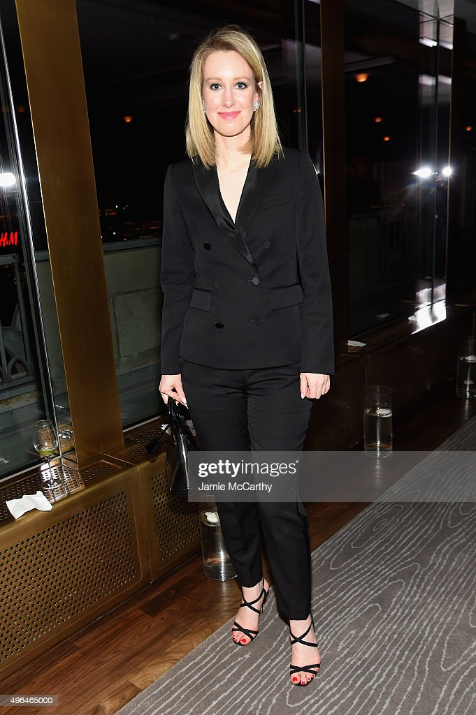 Cindi Leive Hosts The 2015 Glamour Women Of The Year Awards Dinner : News Photo