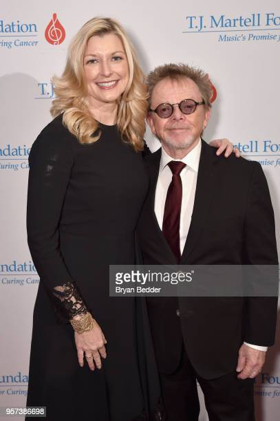 Honoree Elizabeth Matthews and Paul Williams attend the 6th Annual Women Of Influence Awards at The Plaza Hotel on May 11 2018 in New York City