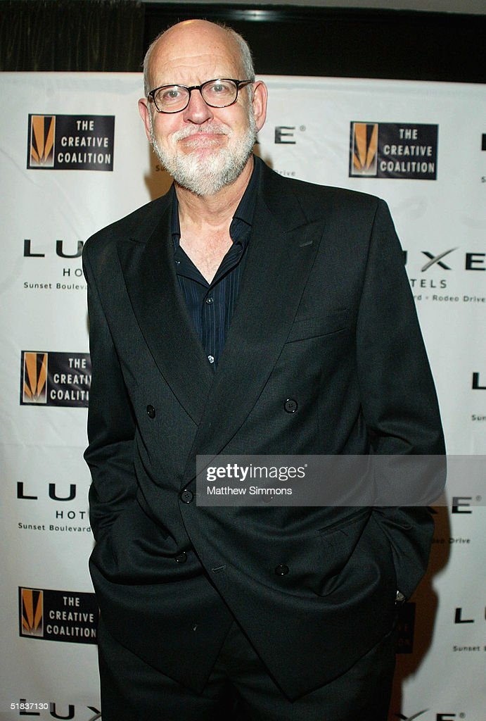 The Creative Coalition Honors Barry Levinson - Arrivals