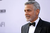 hollywood ca honoree george clooney attends