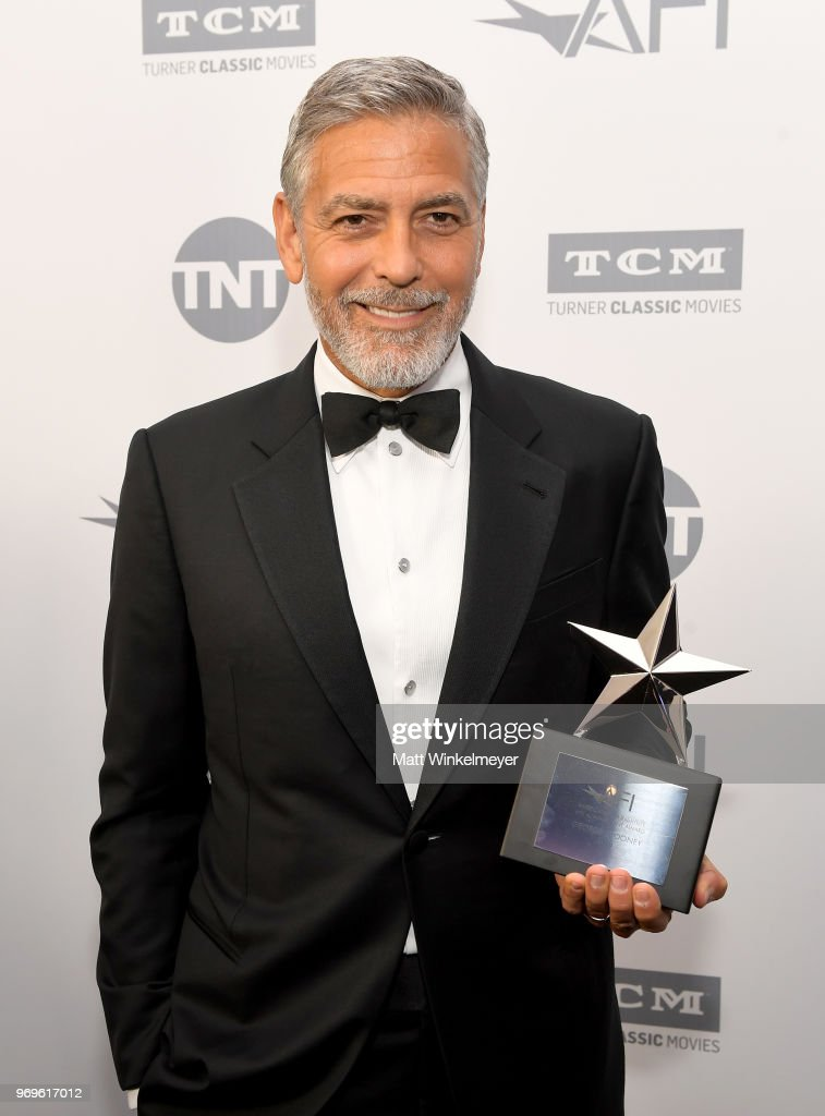 American Film Institute's 46th Life Achievement Award Gala Tribute to George Clooney - Reception