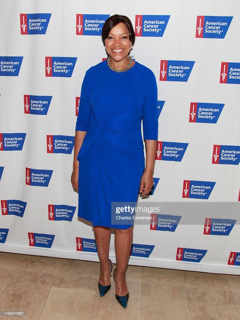 2012 American Cancer Society's Mother Of The Year Award Luncheon