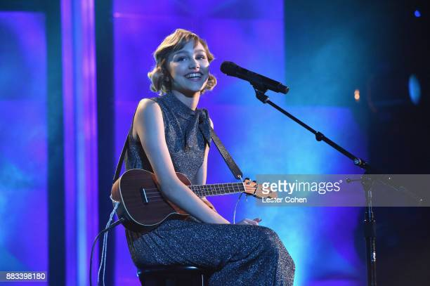 Honoree Grace VanderWaal performs onstage at Billboard Women In Music 2017 at The Ray Dolby Ballroom at Hollywood & Highland Center on November 30,...