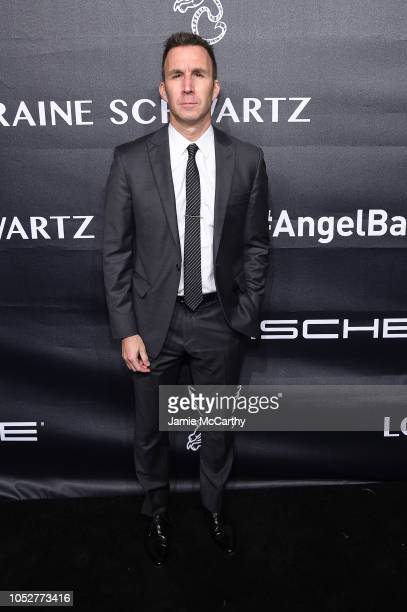 Honoree Harvey Spevak attends the 2018 Angel Ball hosted by Gabrielle's Angel Foundation at Cipriani Wall Street on October 22 2018 in New York City