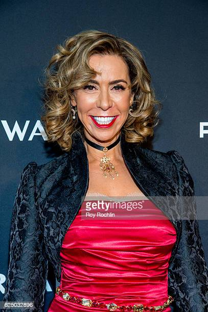 Honoree Heloise Pratt attends the 2016 Angel Ball at Cipriani Wall Street on November 21 2016 in New York City