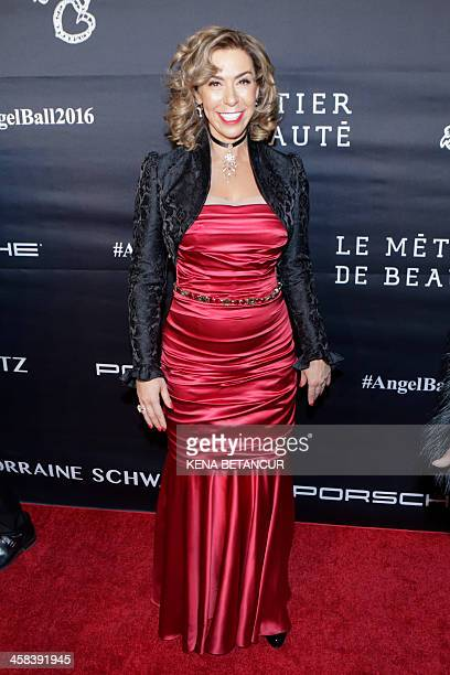 Honoree Heloise Pratt attends the 2016 Angel Ball hosted by Gabrielle's Angel Foundation For Cancer Research on November 21 2016 in New York City /...