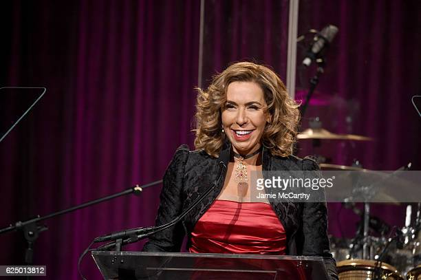 Honoree Heloise Pratt attends the 2016 Angel Ball hosted by Gabrielle's Angel Foundation For Cancer Research on November 21 2016 in New York City