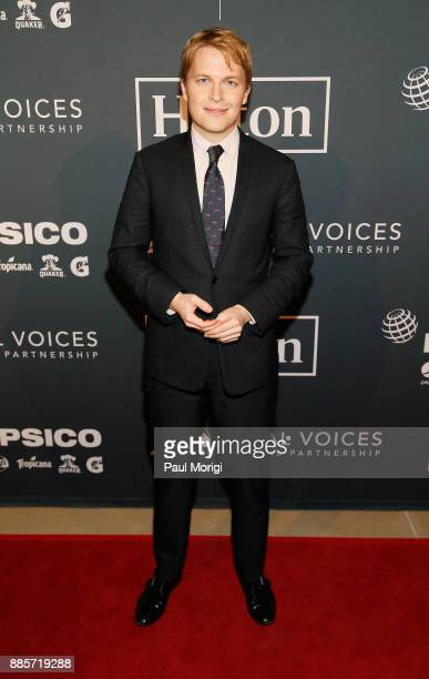 Honoree Investigative Journalist Ronan Farrow attends Vital Voices Global Partnership 2017 Voices Against Solidarity Awards at IAC HQ on December 4...