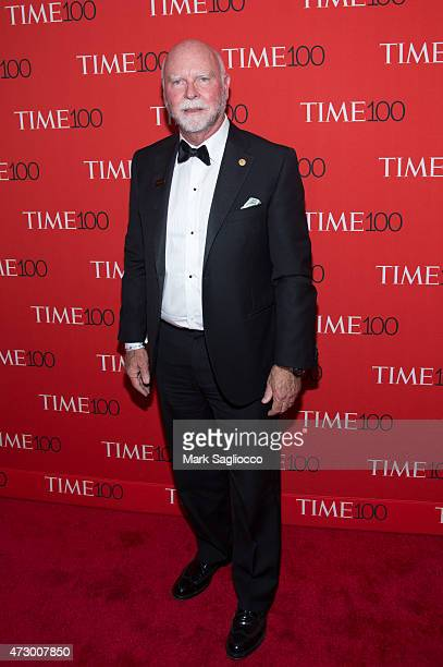 Honoree J Craig Venter attends the 2015 Time 100 Gala at Frederick P Rose Jazz Hall at Lincoln Center on April 21 2015 in New York City