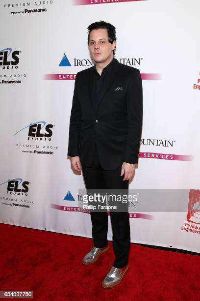 Honoree Jack White attends The Recording Academy Producers and Engineers Wing Presents 10th Annual GRAMMY Week Event Honoring Jack White at The...