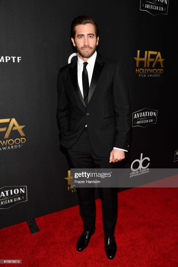 21st Annual Hollywood Film Awards - Red Carpet