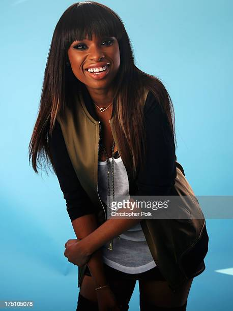 Honoree Jennifer Hudson poses for a portrait at the DoSomethingorg and VH1's 2013 Do Something Awards at Avalon on July 31 2013 in Hollywood...