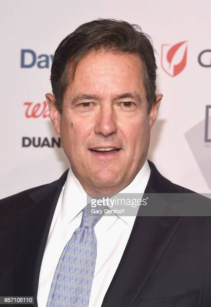 Honoree Jes Staley attends the GMHC 35th Anniversary Spring Gala at Highline Stages on March 23 2017 in New York City