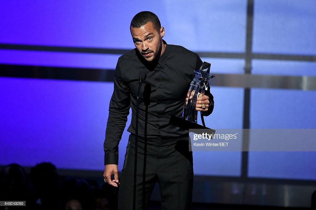 2016 BET Awards - Show : News Photo