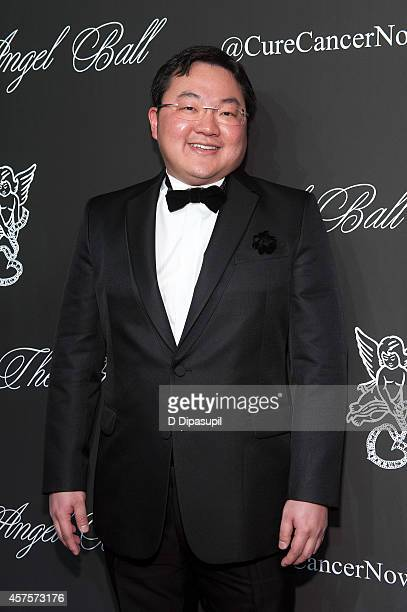 Honoree Jho Low attends the 2014 Angel Ball at Cipriani Wall Street on October 20 2014 in New York City