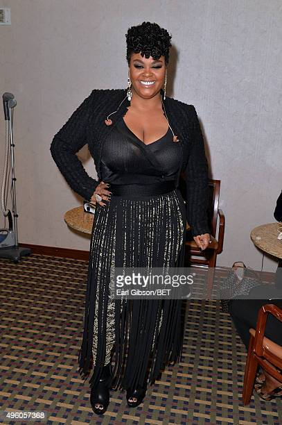 Honoree Jill Scott attends the 2015 Soul Train Music Awards at the Orleans Arena on November 6, 2015 in Las Vegas, Nevada.