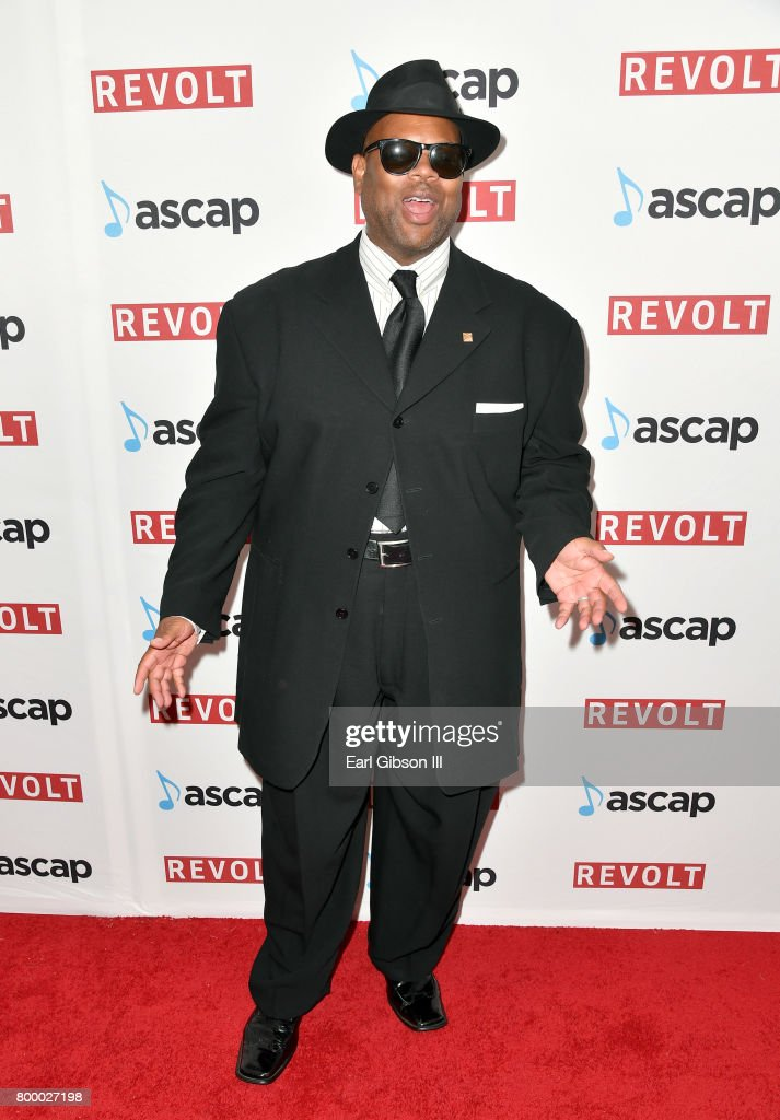 Honoree Jimmy Jam at the ASCAP 2017 Rhythm & Soul Music Awards at the Beverly Wilshire Four Seasons Hotel on June 22, 2017 in Beverly Hills, California.