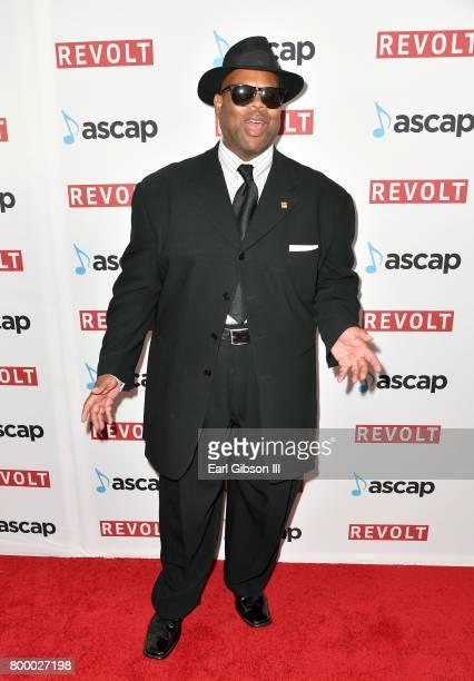 Honoree Jimmy Jam at the ASCAP 2017 Rhythm Soul Music Awards at the Beverly Wilshire Four Seasons Hotel on June 22 2017 in Beverly Hills California