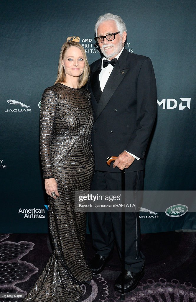 2016 AMD British Academy Britannia Awards Presented by Jaguar Land Rover And American Airlines - Red Carpet : News Photo