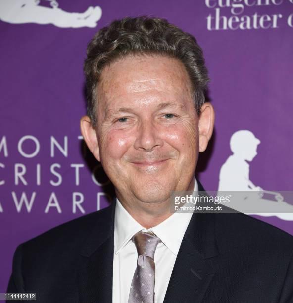 Honoree John Logan attends 19th Annual Monte Cristo Awardat Edison Ballroom on April 22 2019 in New York City