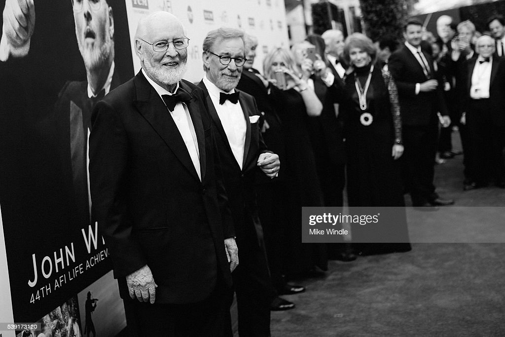 American Film Institute's 44th Life Achievement Award Gala Tribute to John Williams - Alternative Views : News Photo