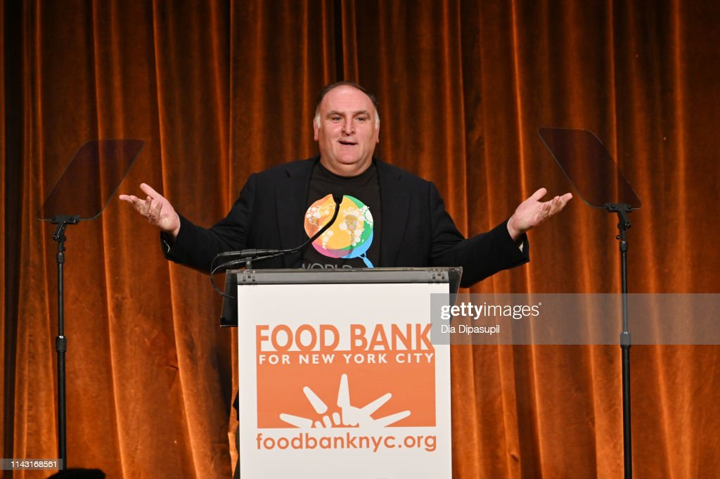 NY: Food Bank For New York City Can-Do Awards Dinner - Inside