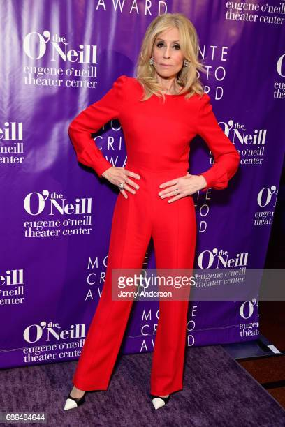 Honoree Judith Light arrives at The Eugene O'Neill Theater Centers to the Monte Cristo Awards honoring Judith Light on May 21 2017 in New York City