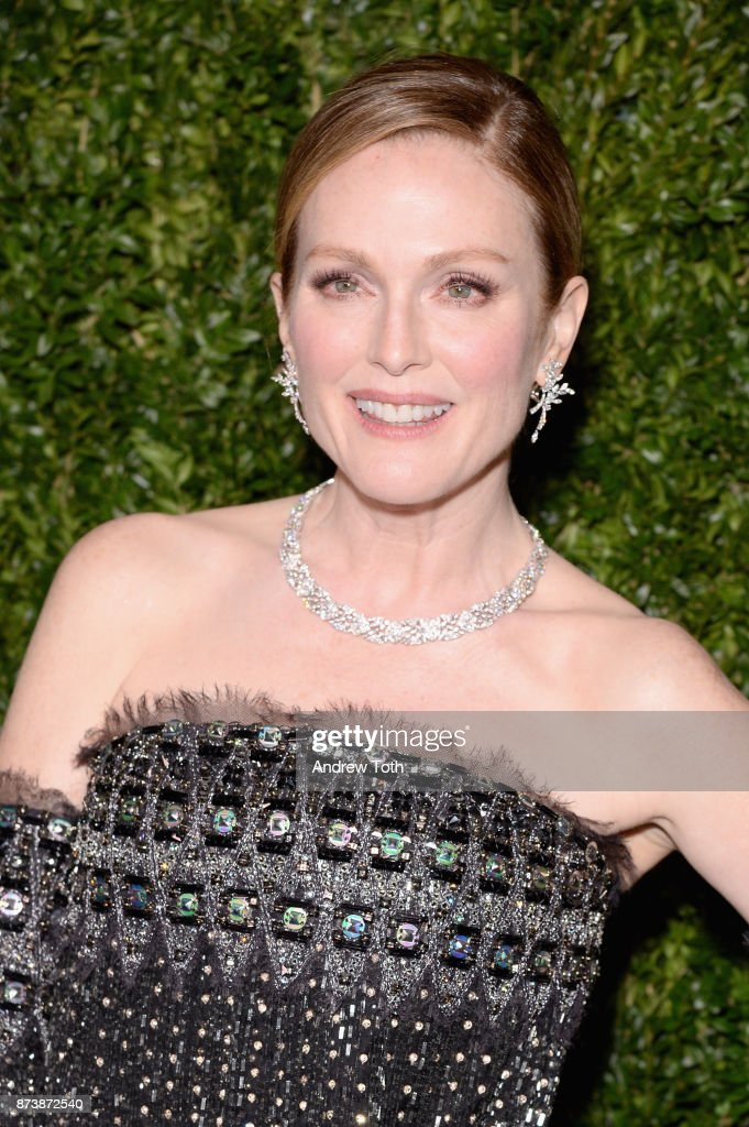 The Museum of Modern Art Film Benefit Presented By CHANEL: A Tribute to Julianne Moore - Arrivals