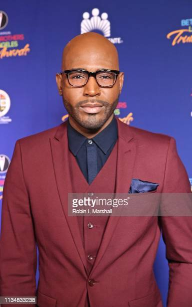 Honoree Karamo Brown attends the 5th Annual Truth Awards at Taglyan Cultural Complex on March 09 2019 in Hollywood California