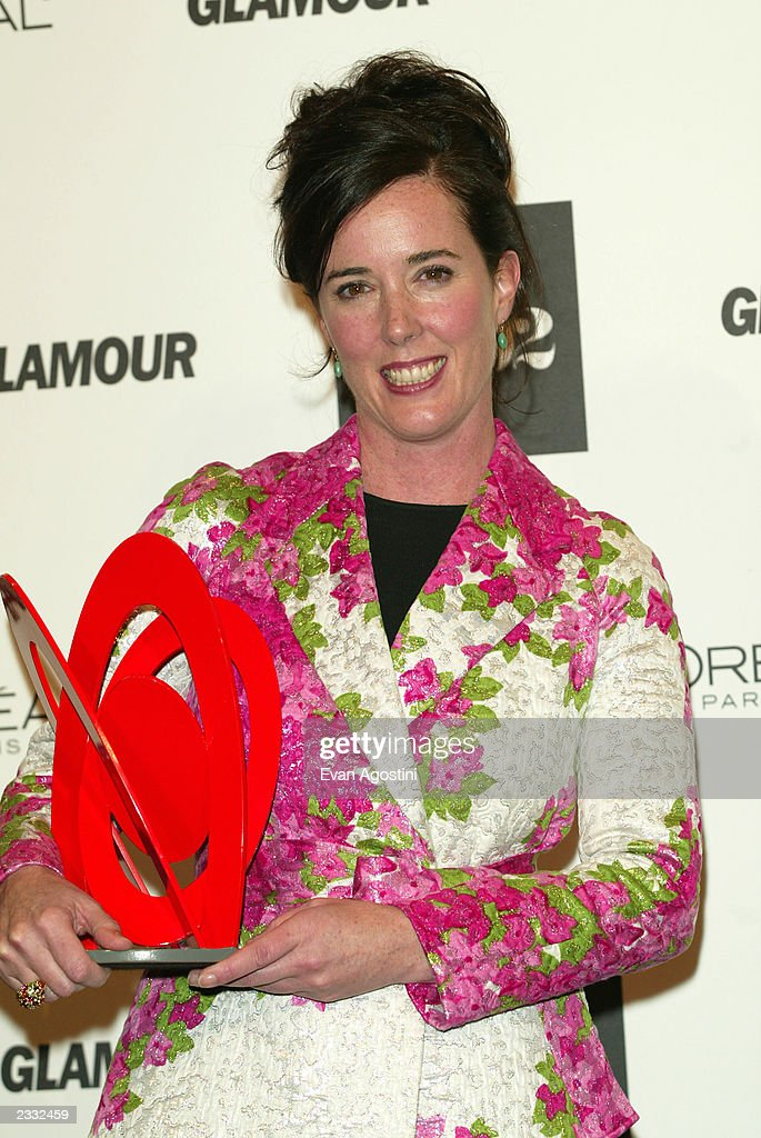 2002 Glamour Women of the Year Awards : News Photo