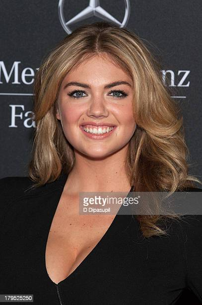 Honoree Kate Upton attends the 2013 Style Awards at Lincoln Center on September 4 2013 in New York City