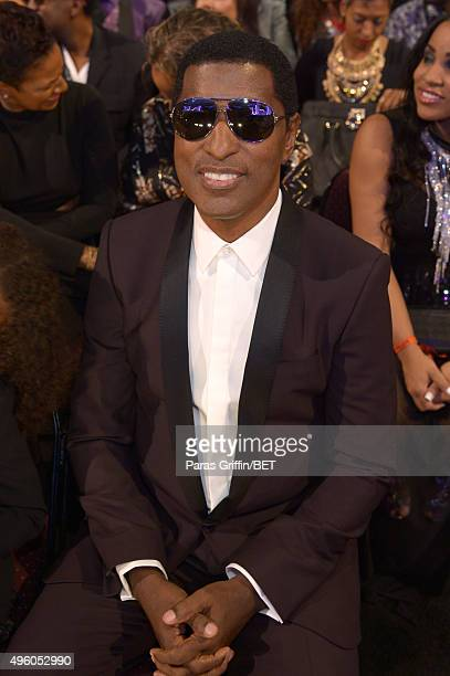 Honoree Kenneth Babyface Edmonds attends the 2015 Soul Train Music Awards at the Orleans Arena on November 6 2015 in Las Vegas Nevada