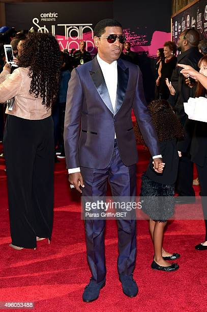 Honoree Kenneth 'Babyface' Edmonds attends the 2015 Soul Train Music Awards at the Orleans Arena on November 6 2015 in Las Vegas Nevada