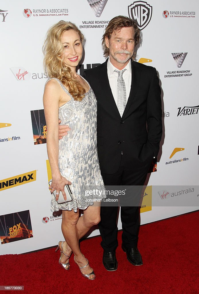 2nd Annual Australians In Film Awards Gala : News Photo