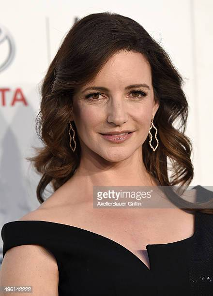 Honoree Kristin Davis attends the 25th annual EMA Awards presented by Toyota and Lexus and hosted by the Environmental Media Association at Warner...