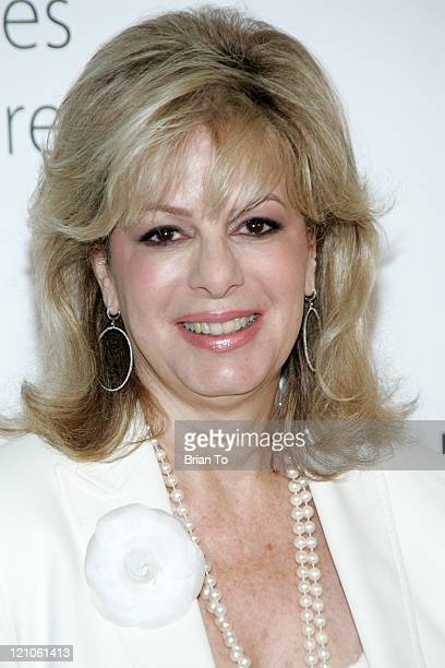 Honoree Laura Lizer attends Big Brothers Big Sisters' Accessories for Success spring luncheon at Beverly Hills Hotel on April 27 2010 in Beverly...
