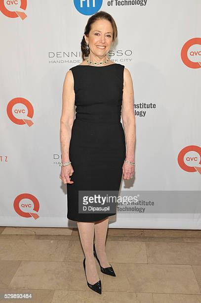 Honoree Laura Pomerantz attends FIT's Annual Gala to Honor Dennis Basso John and Laura Pomerantz and QVC at the Grand Ballroom at The Plaza Hotel on...