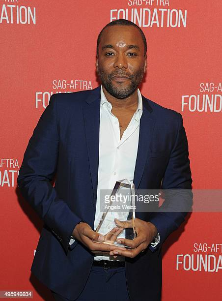 Honoree Lee Daniels attends the Screen Actors Guild Foundation 30th Anniversary Celebration at Wallis Annenberg Center for the Performing Arts on...