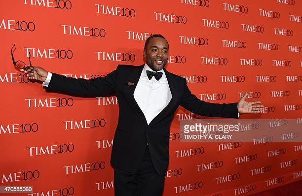 Honoree Lee Daniels attends the Time 100 Gala celebrating the Time 100 issue of the Most Influential People at The World at Jazz at Lincoln Center on...