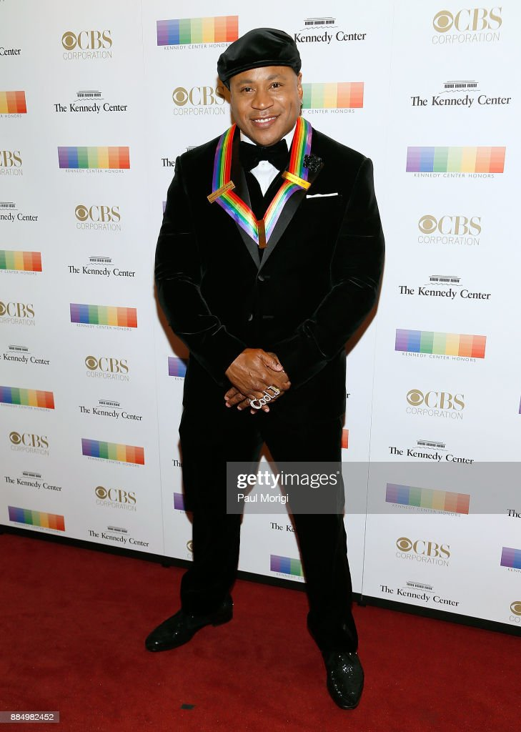 Honoree LL COOL J attends the 40th Kennedy Center Honors at the Kennedy Center on December 3, 2017 in Washington, DC.