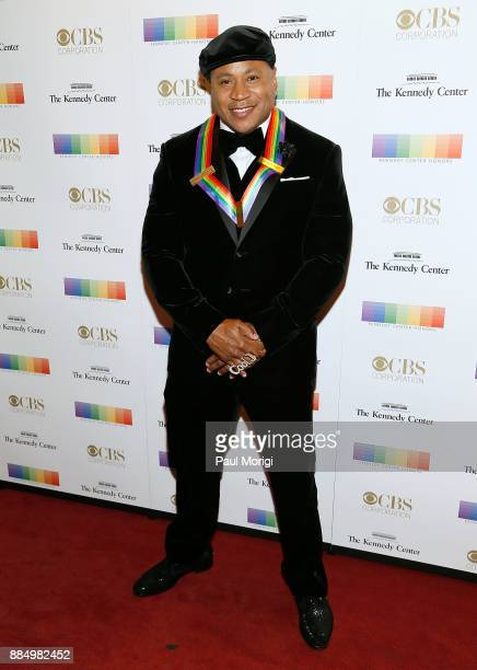 Honoree LL COOL J attends the 40th Kennedy Center Honors at the Kennedy Center on December 3 2017 in Washington DC
