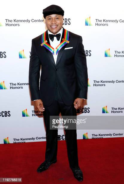 Honoree LL Cool J attends the 42nd Annual Kennedy Center Honors Kennedy Center on December 08 2019 in Washington DC