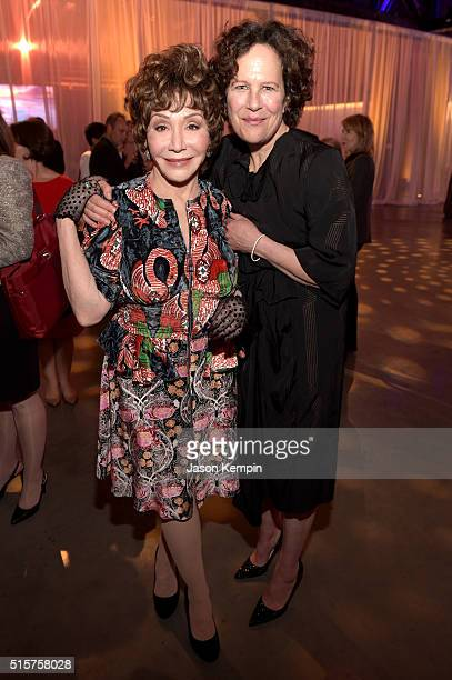 Honoree Lynda Resnick and guest attend the 20th Annual Los Angeles Gala Dinner hosted by Conservation International on March 10 2016 in Culver City...