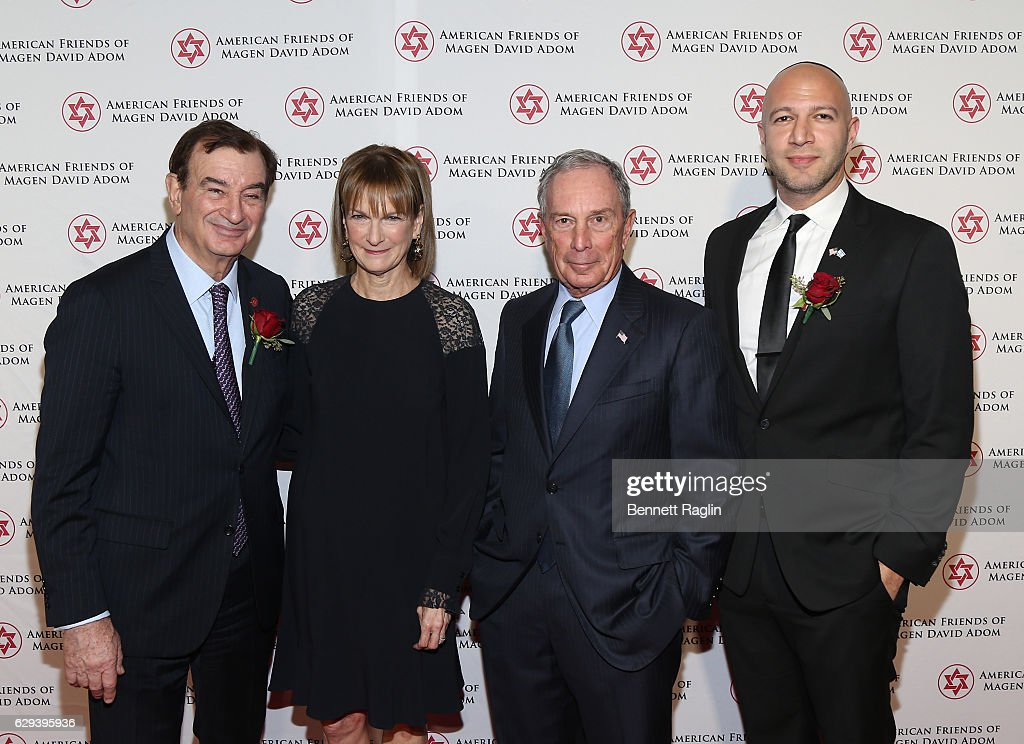 American Friends Of Magen David Adom New York Gala
