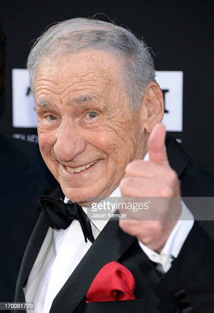 Honoree Mel Brooks attends AFI's 41st Life Achievement Award Tribute to Mel Brooks at Dolby Theatre on June 6 2013 in Hollywood California