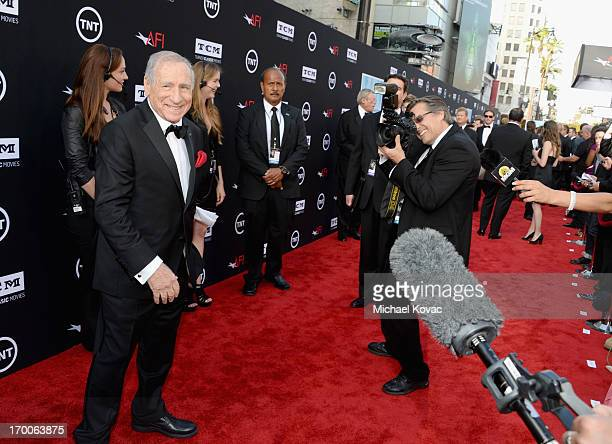 Honoree Mel Brooks attends the 41st AFI Life Achievement Award Honoring Mel Brooks at Dolby Theatre on June 6, 2013 in Hollywood, California. Special...