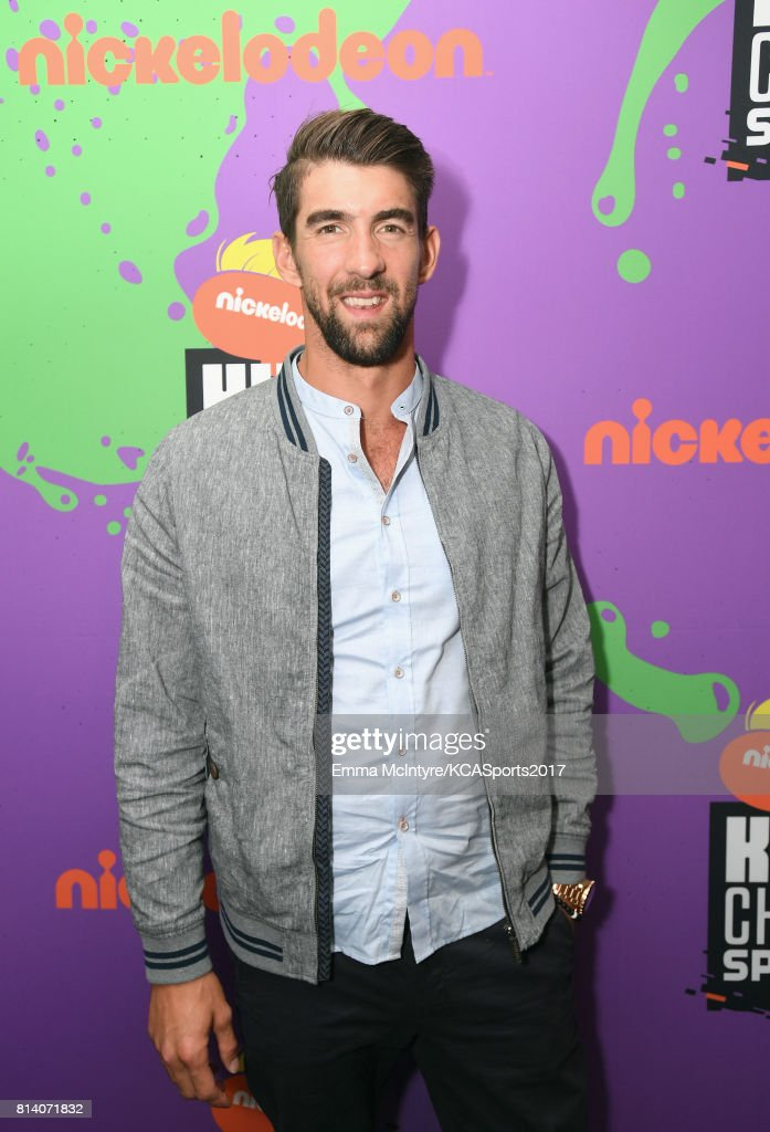 Nickelodeon Kids' Choice Sports Awards 2017 - Backstage