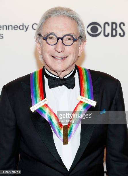 Honoree Michael Tilson Thomas attends the 42nd Annual Kennedy Center Honors Kennedy Center on December 08, 2019 in Washington, DC.